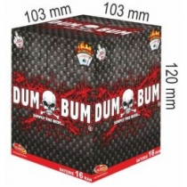 Dum Bum 16 rán / 20mm